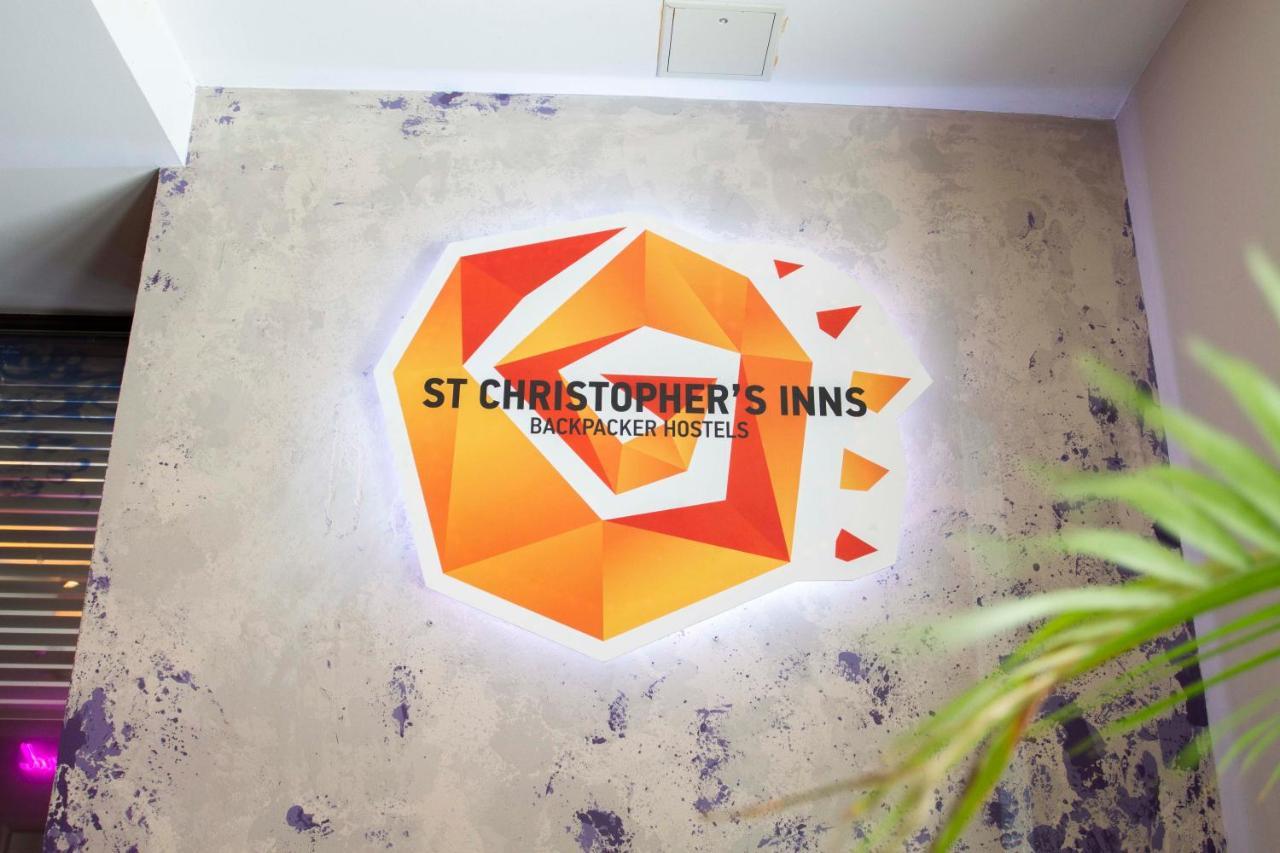 Хостел  Хостел  St Christopher's Inn Berlin Mitte