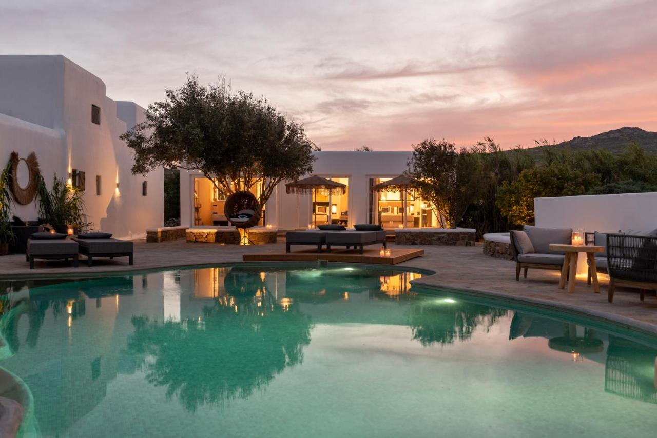 Апарт-отель  Olive Mykonos Villas