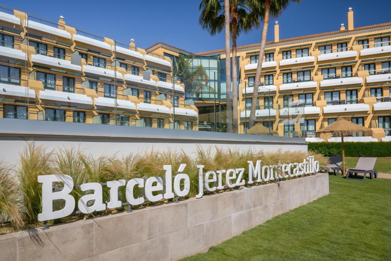 Hotel Barceló Jerez Montecastillo (España Jerez de la ...