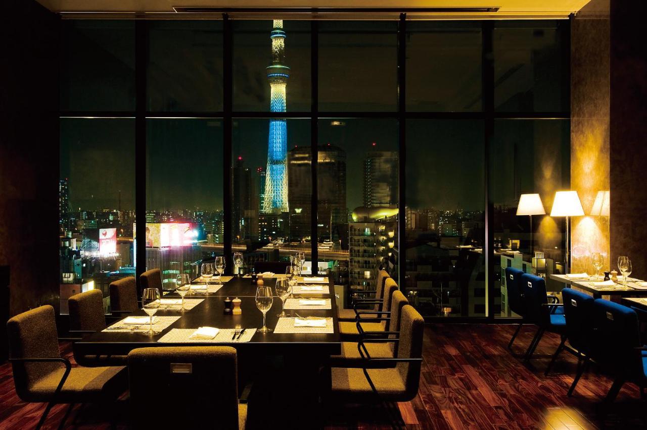 記念日におすすめのレストラン・THE GATE HOTEL 雷門 by HULICの写真3