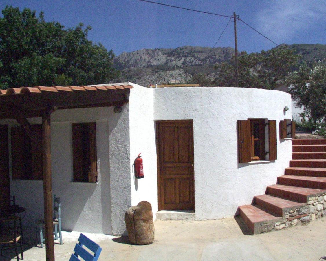 Дом для отпуска  Kleines Gästehaus Inselmitte Amaniou