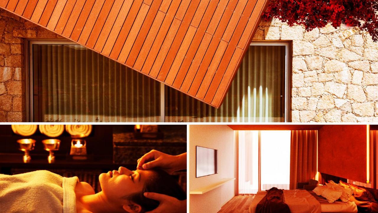 Отель  Agrinho Suites & Spa Gerês