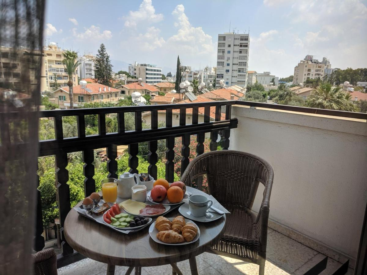 Апарт-отель  Lordos Hotel Apartments Nicosia