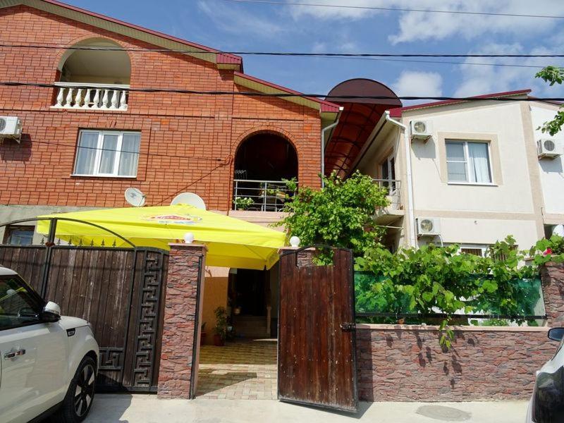 Гостевой дом  Солнечный дворик