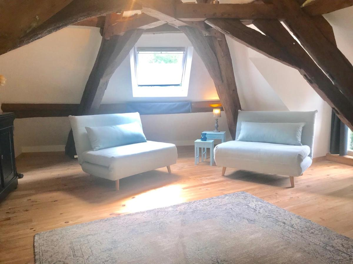 Bed And Breakfast Le Moulin En Route Bleves France Booking Com