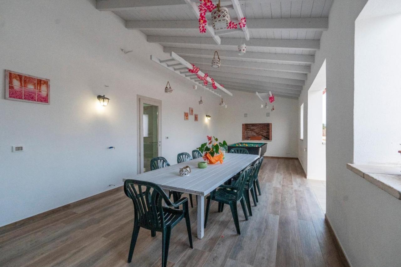 Sala Da Pranzo Country Chic villa salento luxury, ugento, italy - booking