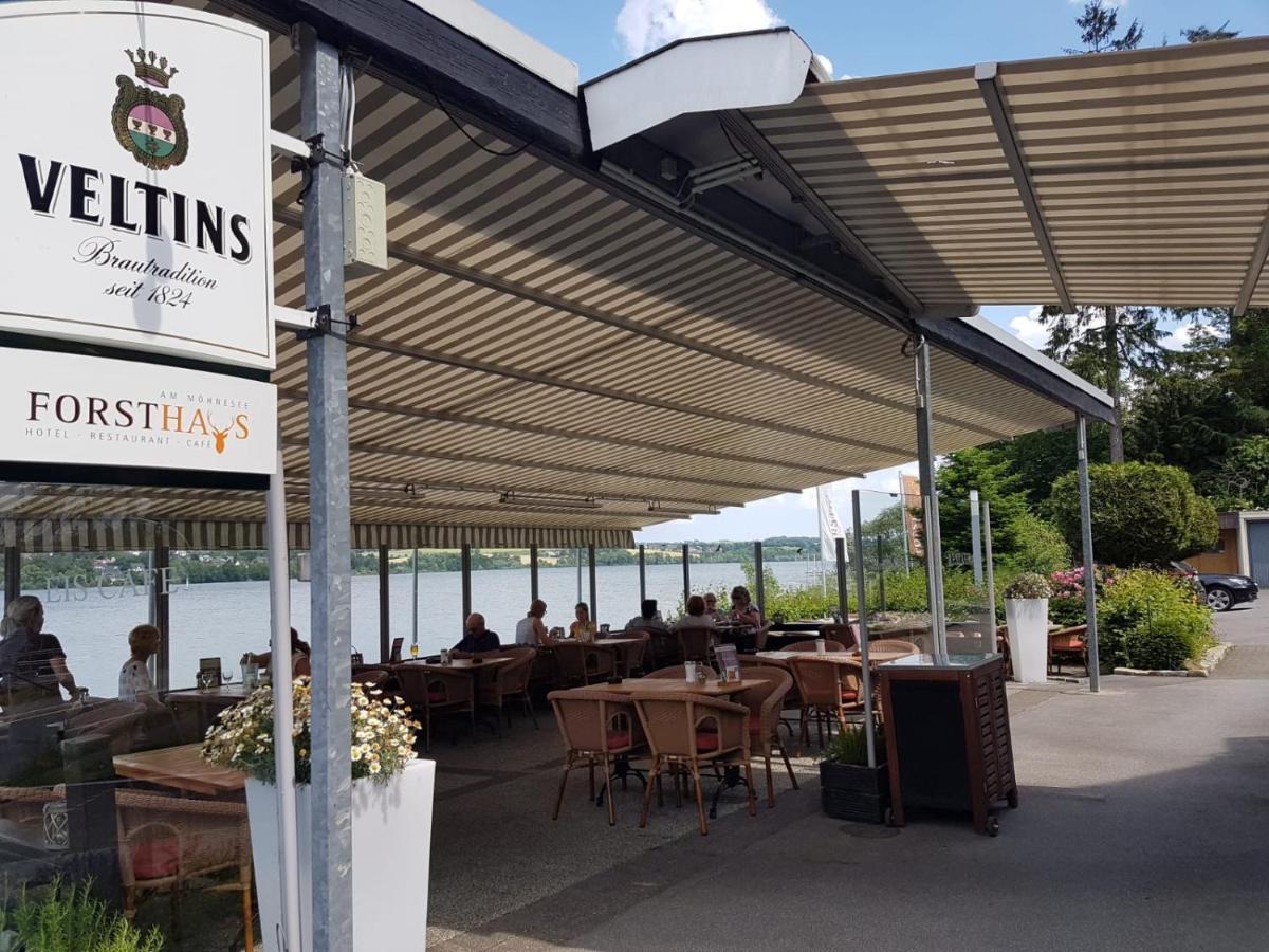 restaurant seepark möhnesee