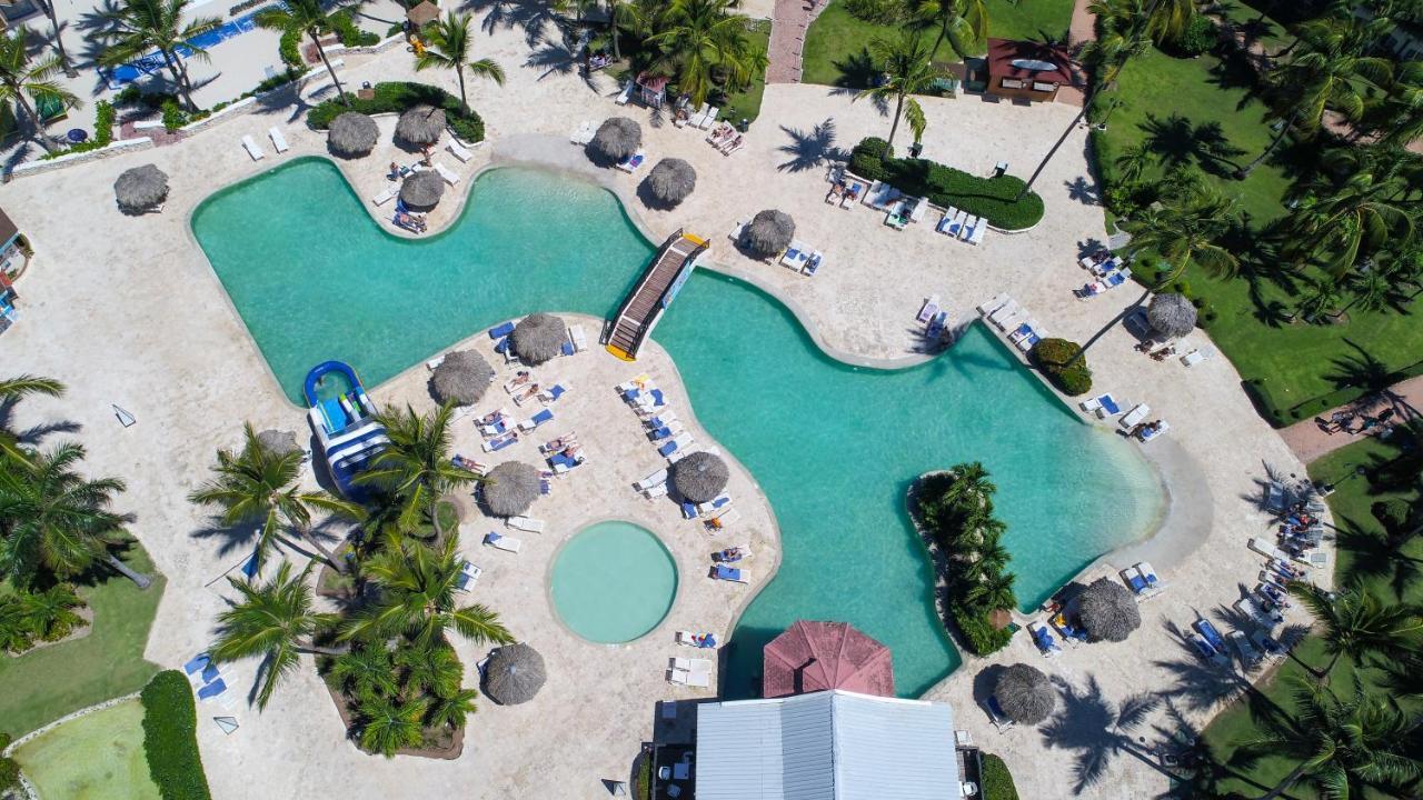 Be Live Collection Punta Cana с высоты птичьего полета