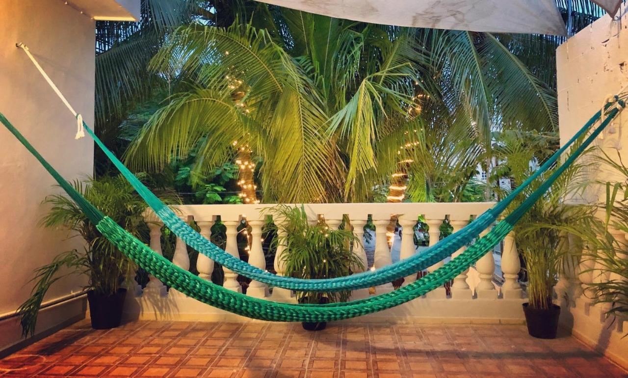 Guesthouse Casa Tropical Excelente Ubicacion Cancún Mexico