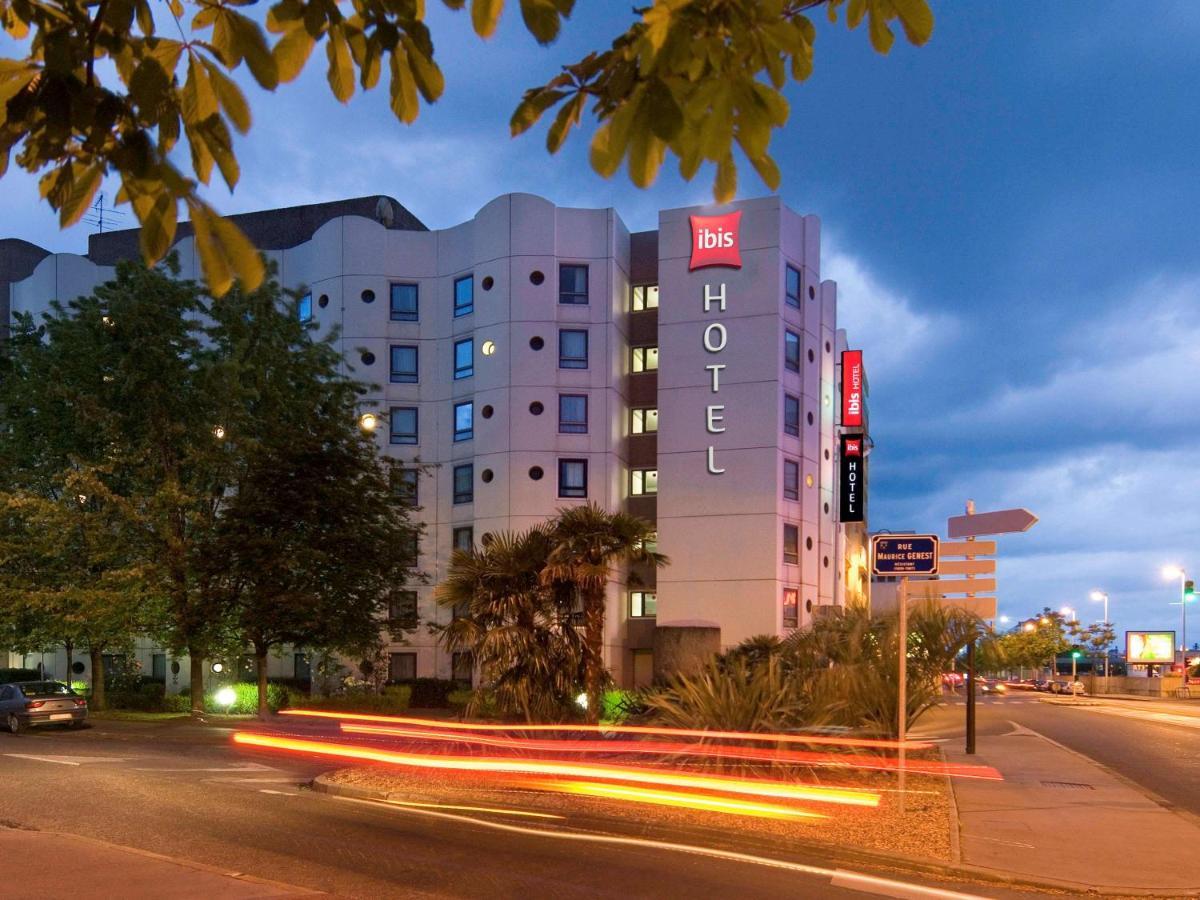Отель  Ibis Tours Centre Gare