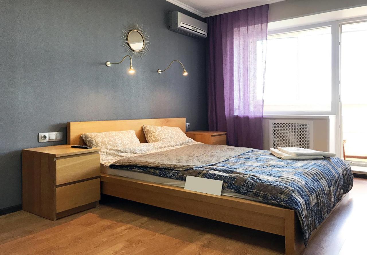 Апартаменты/квартира  Аpartment On Molodezhnaya 3