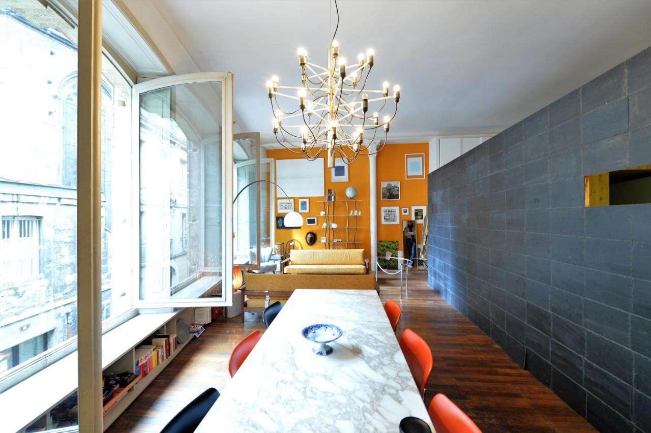 Апартаменты/квартира  Appartement D'architecte Dans Le Centre Historique De Bordeaux