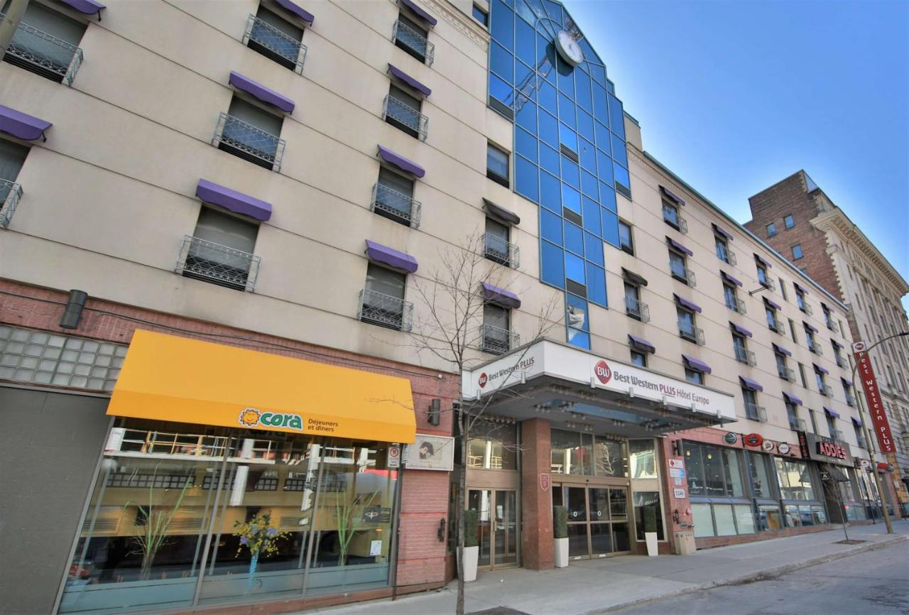 Best Western Hotel Europa Montreal