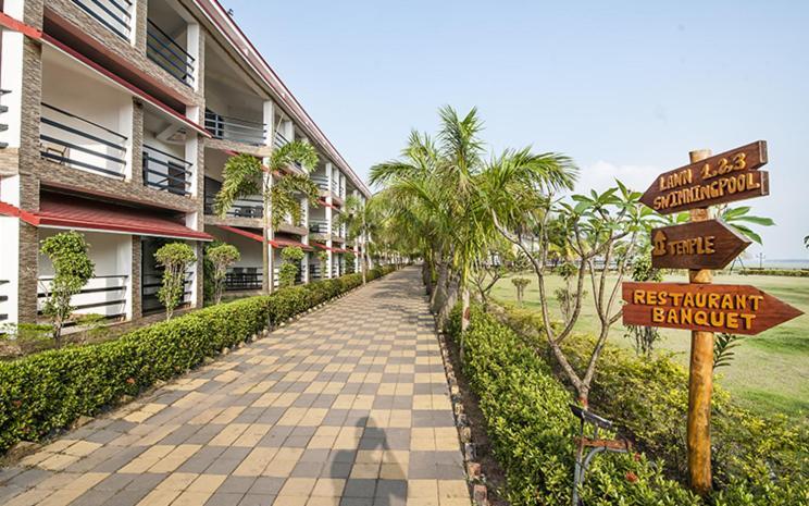 Курортный отель  Hotel Sonar Bangla Kolaghat