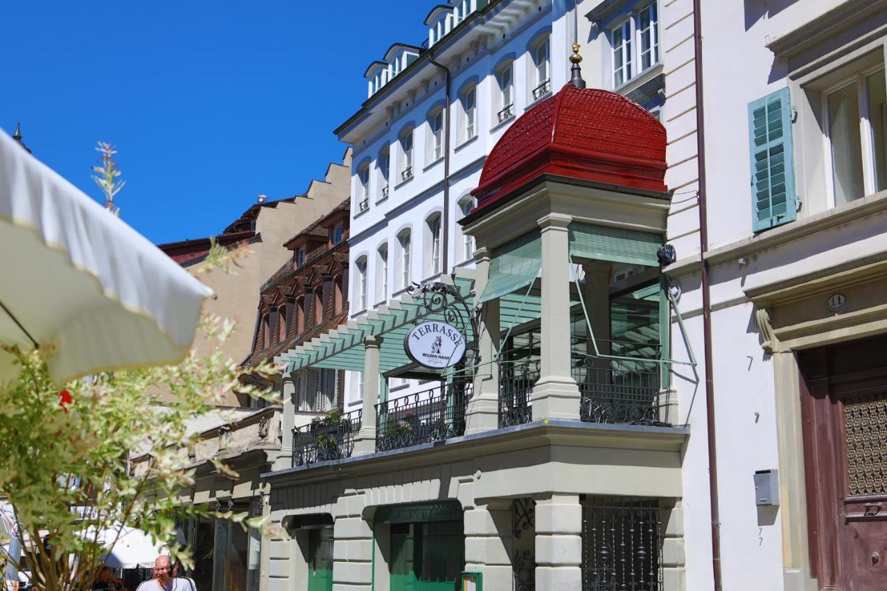 Romantik Hotel Wilden Mann Luzern Lucerne Switzerland