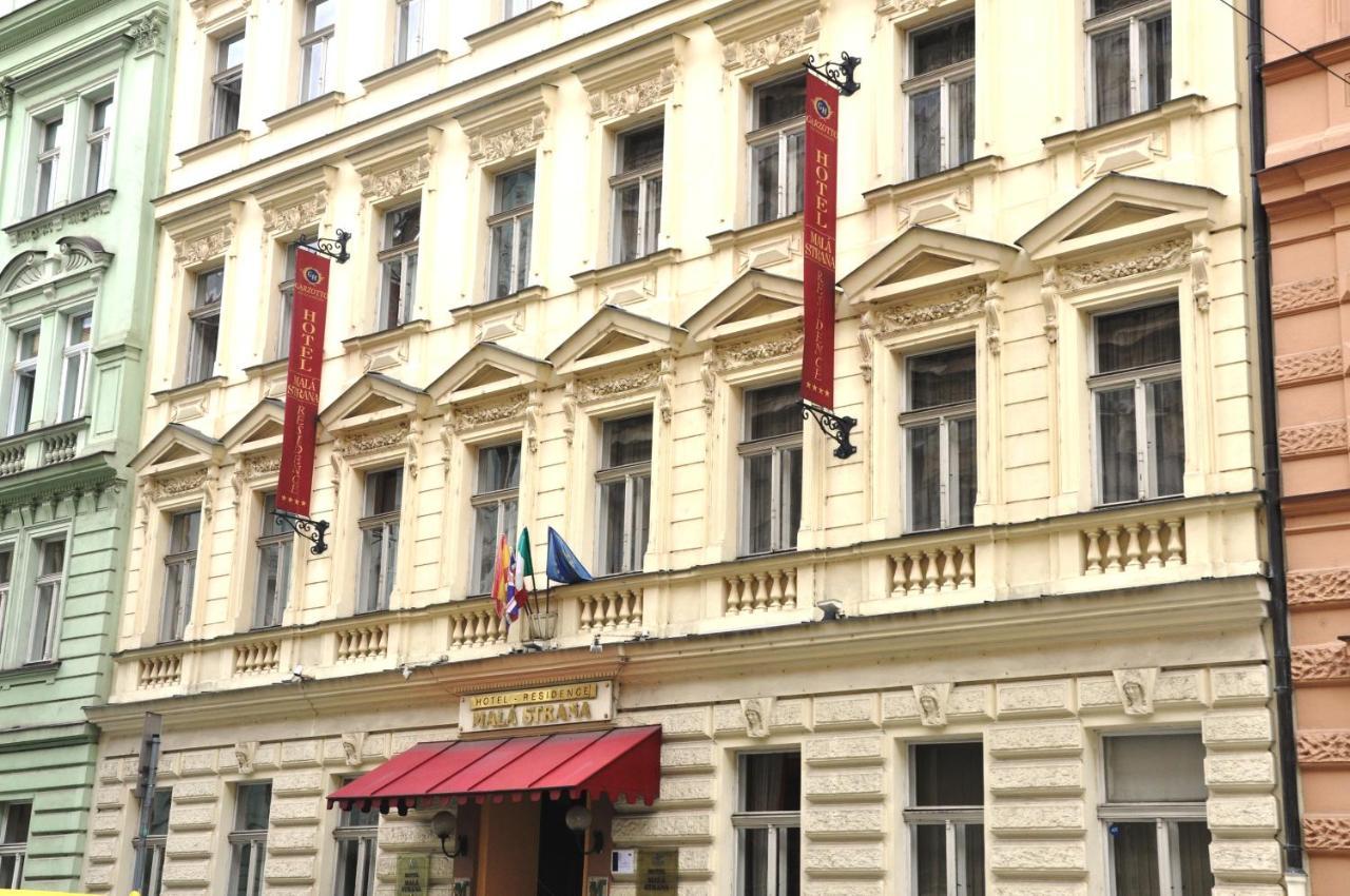 Отель  Hotel Malá Strana