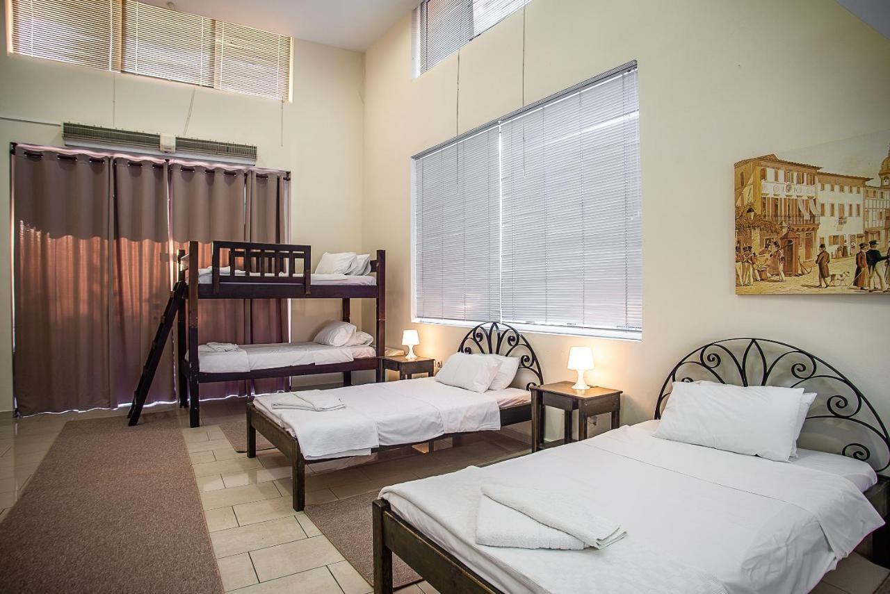 Гостевой дом Urban Living City Hostel/ Private Rooms