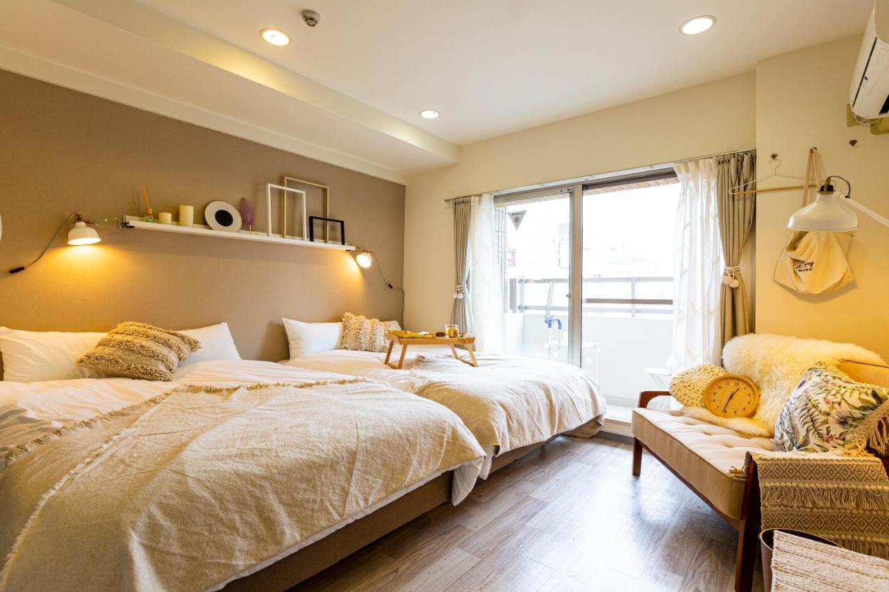 Апарт-отель  Chuan House Amemura