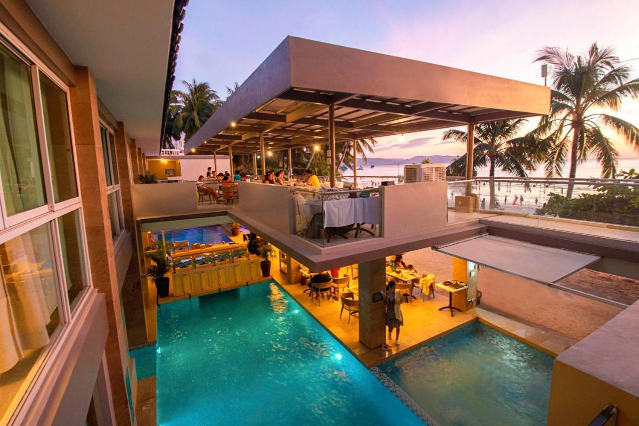 estacio uno boracay lifestyle resort station 1, balabag
