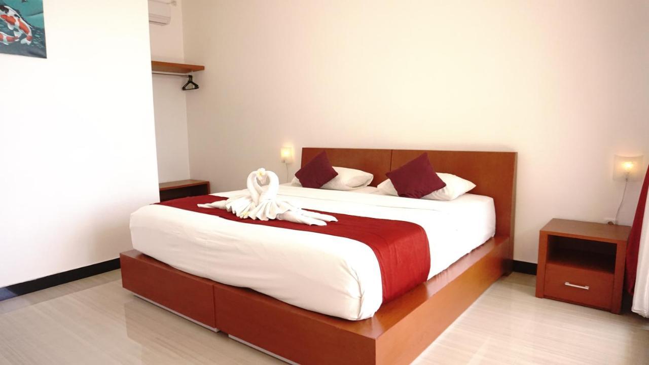 Отель  Tegar Penida Paradise