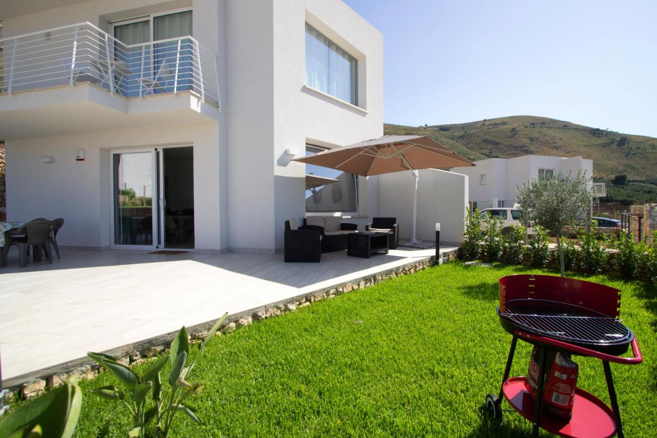Giardini Per Case Moderne villa vitruvio - giardino degli allori scopello