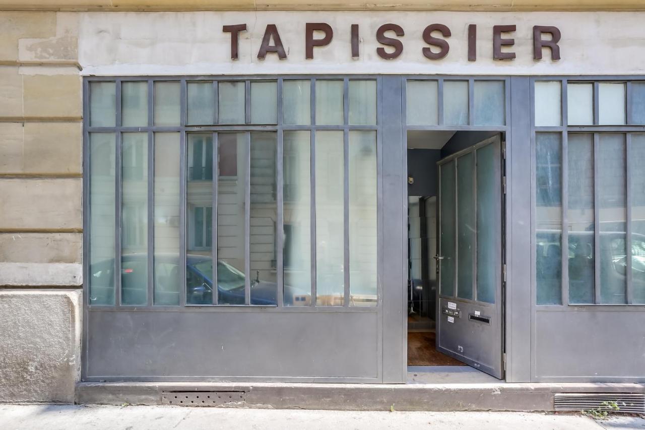 Tapissier Paris 20 apartment 131 suite vanves, paris, france - booking