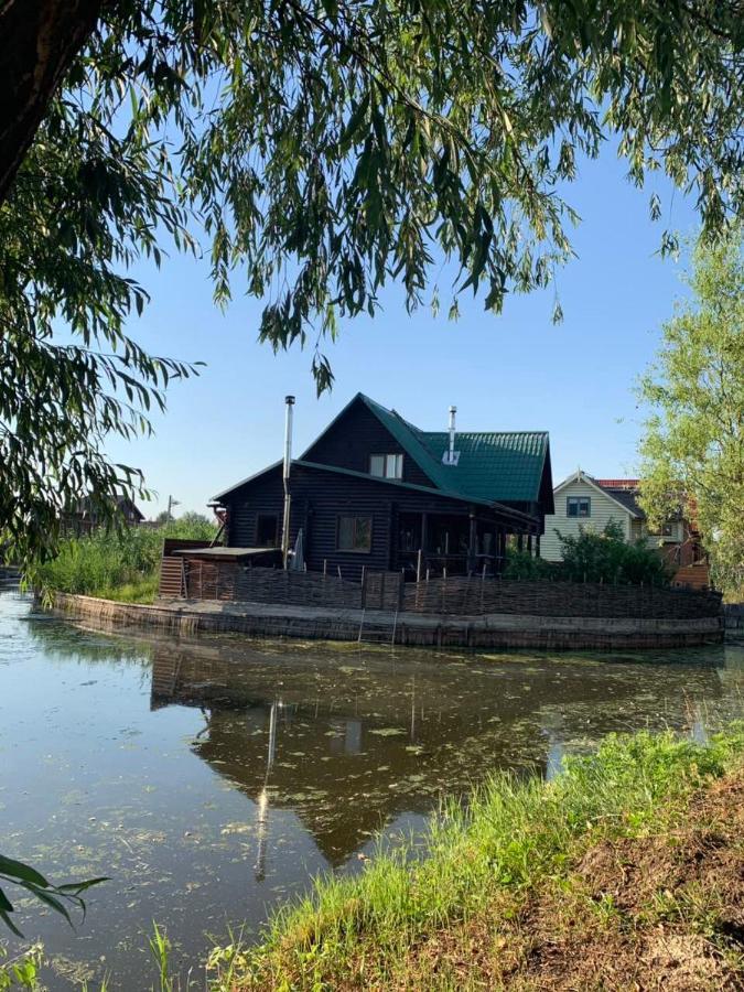 Дом для отпуска  Рыбацкий домик