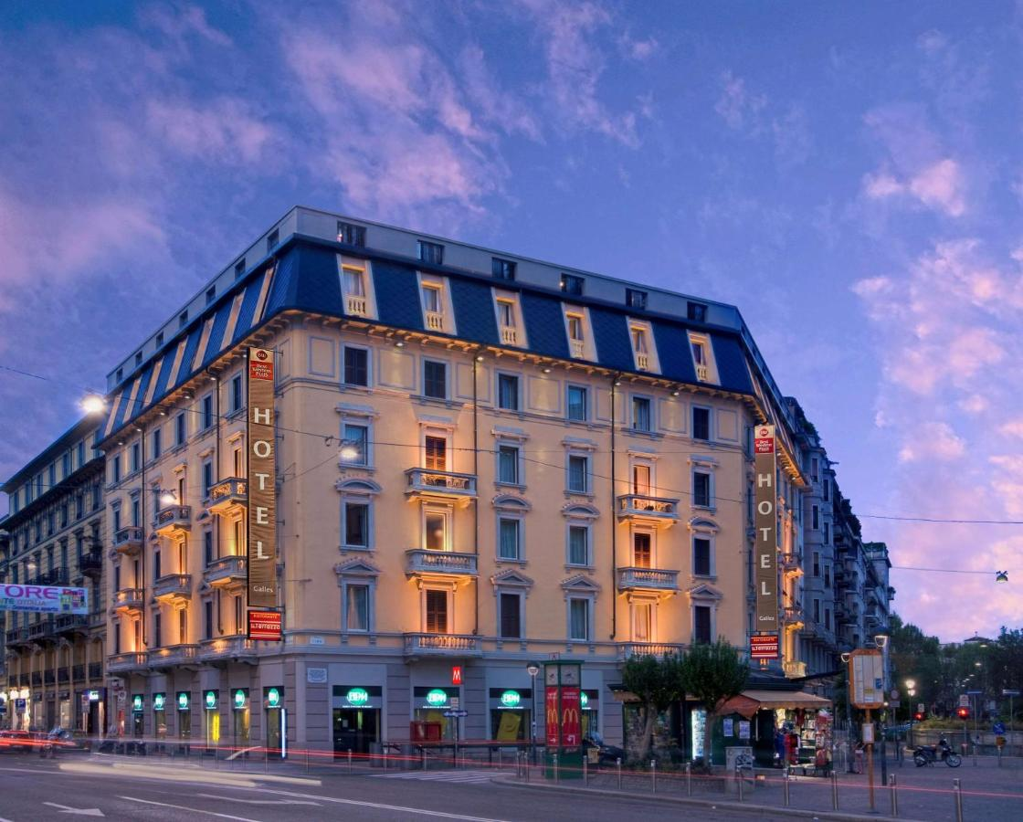 Best Western Plus Hotel Galles Milan Italy Booking Com