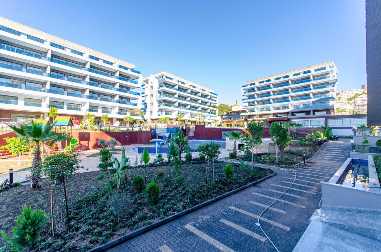 Апартаменты/квартира  Комплекс в районе Каргыджак