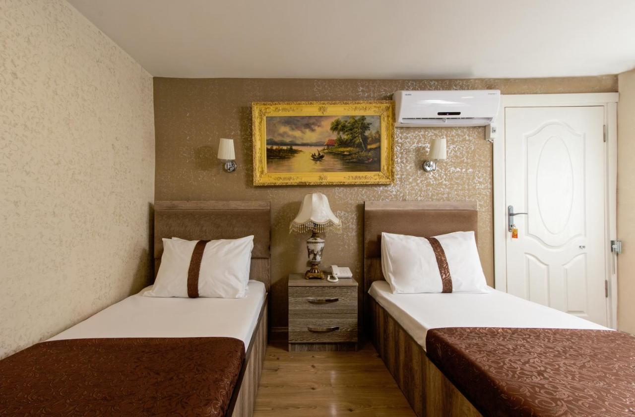 Отель  Carvan Hotel