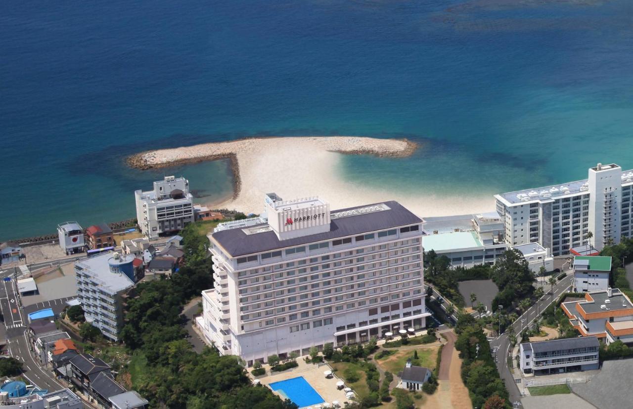 記念日におすすめのホテル・南紀白浜マリオットホテルの写真1