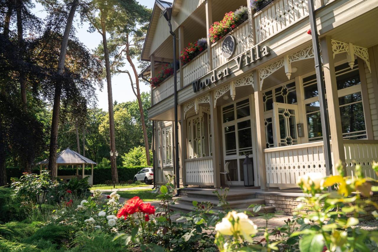 Апарт-отель  Wooden Villa