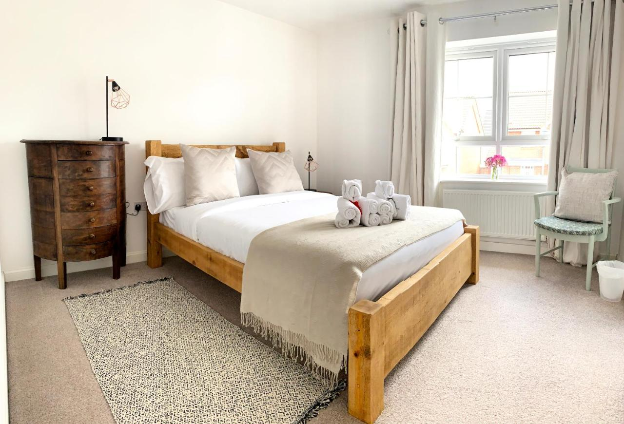 Дом для отпуска  Home Crowd Luxury Apartments- Auckley House