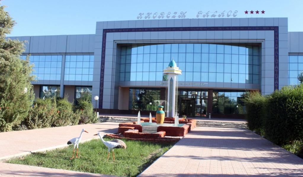 Отель  Khorezm Palace