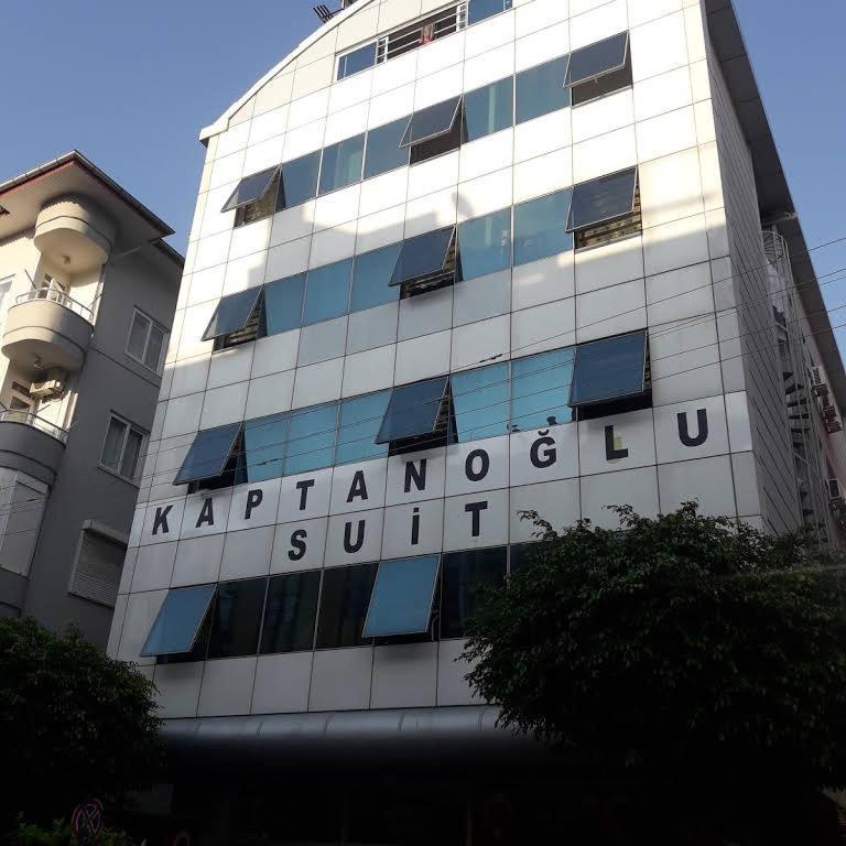 Отель  Kaptanoğlu Suit Otel