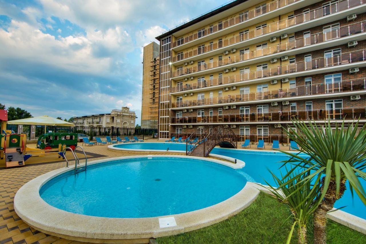Отель  Отель Посейдон у моря
