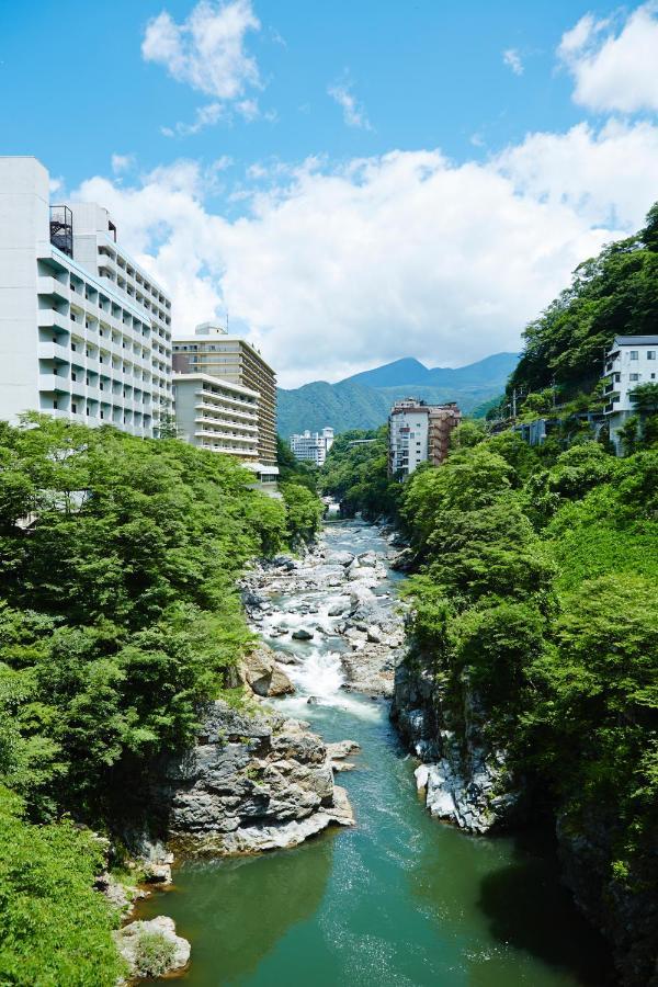 記念日におすすめのホテル・鬼怒川温泉ホテルの写真1