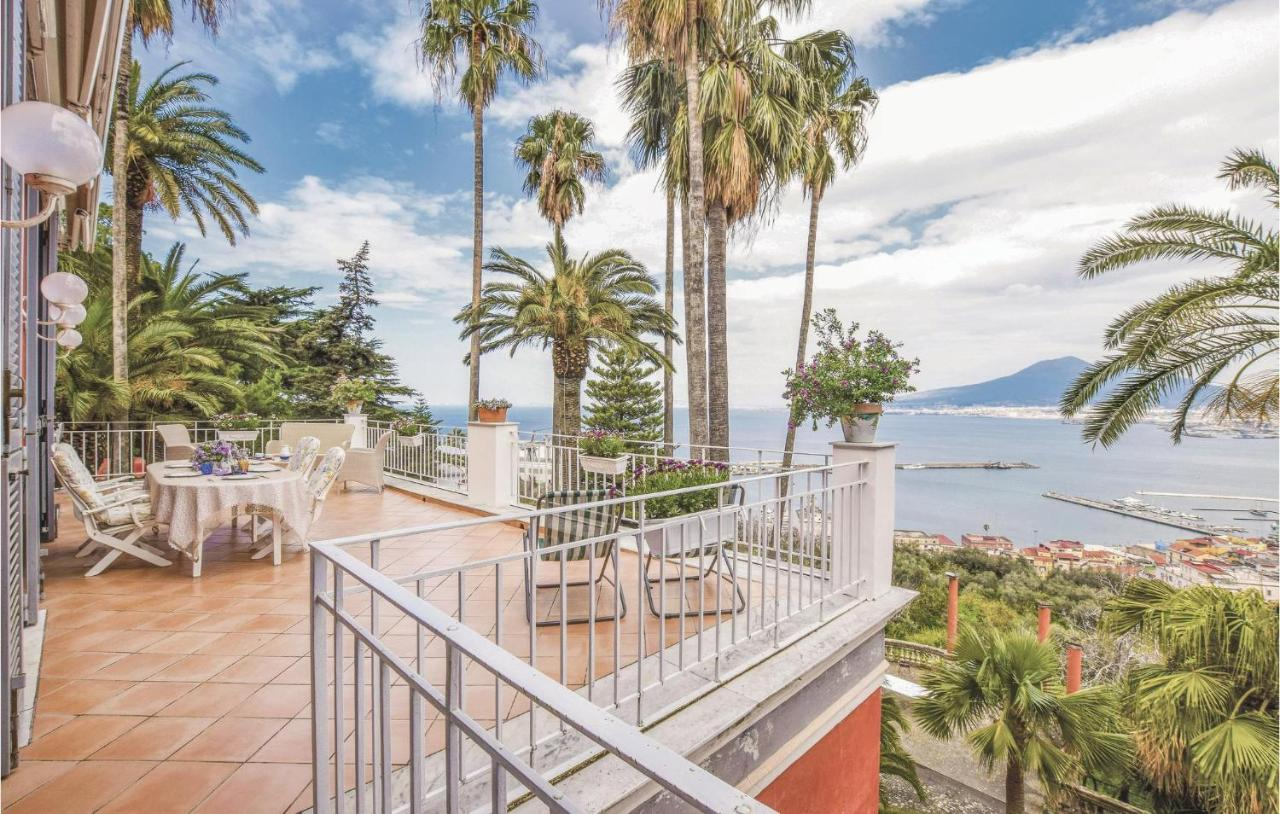 Апартаменты/квартира Apartment C. Di Stabia (NA) With Sea View II