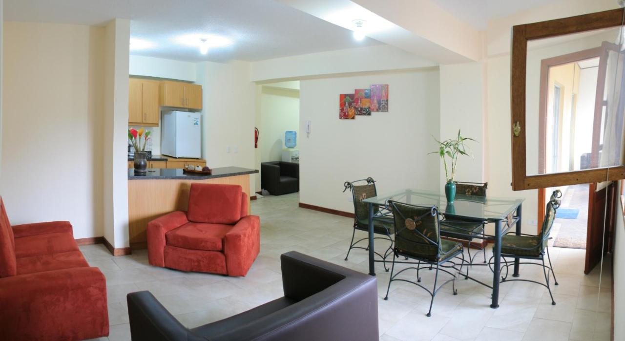 Appartement Heart of Downtown Quito (Équateur Quito) - Booking.com