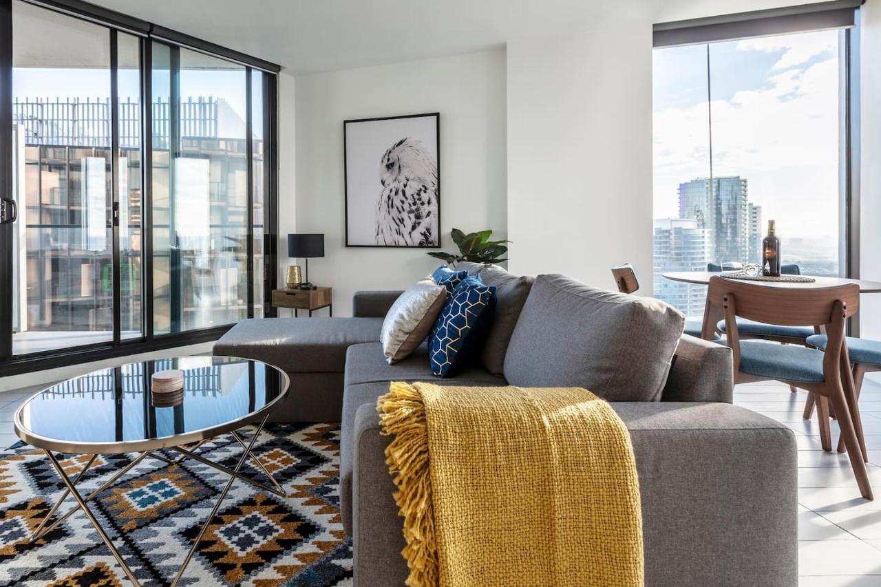 Апартаменты  2Bedroom Apartment With Views In Docklands Next To CBD & Marvel Stadium