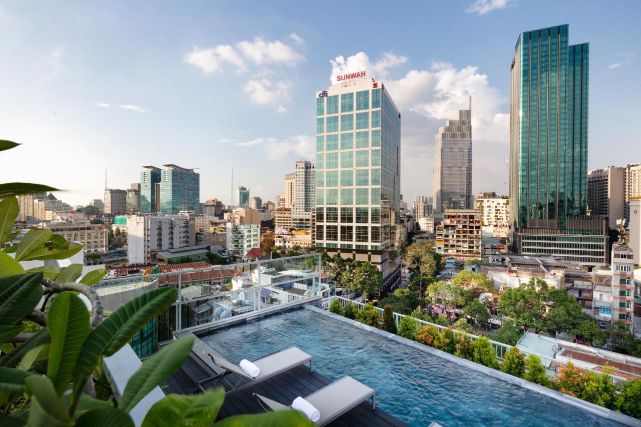 Отель  Innside By Melia Saigon Central