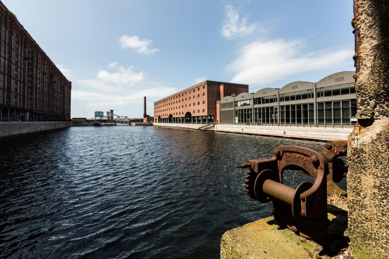 Отель  Titanic Hotel Liverpool