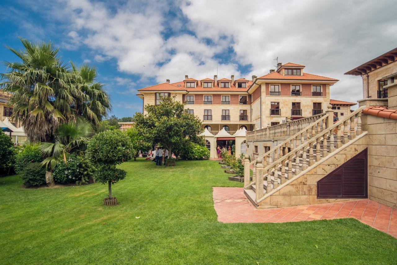 Отель  Hotel Spa Villa Pasiega