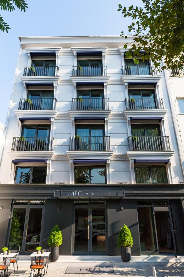 Отель  MEG HOTEL