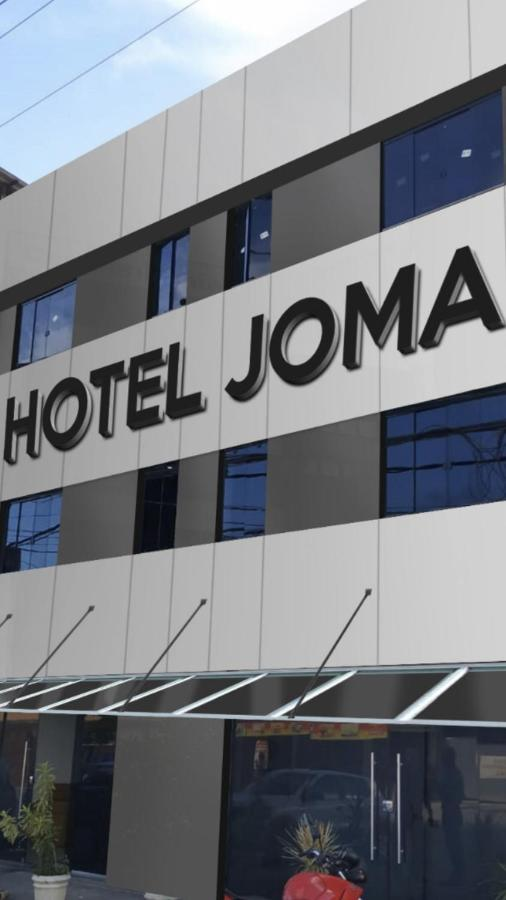 Отель Hotel Joma