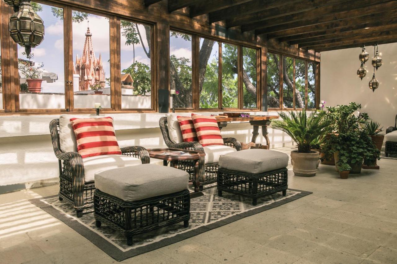 Hotel Belmond Sierra Nevada (México San Miguel de Allende ...