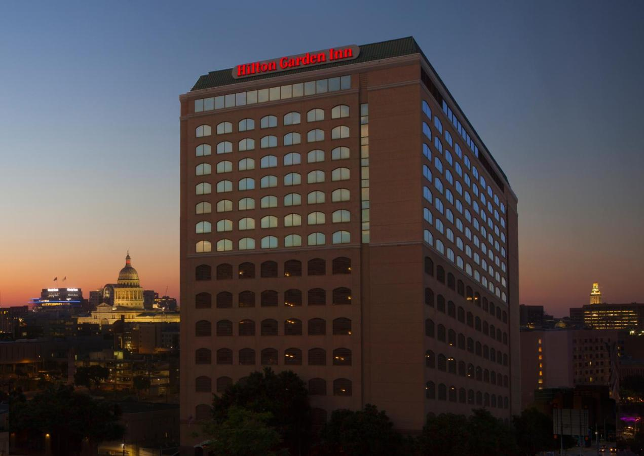 Отель  Hilton Garden Inn Austin Downtown