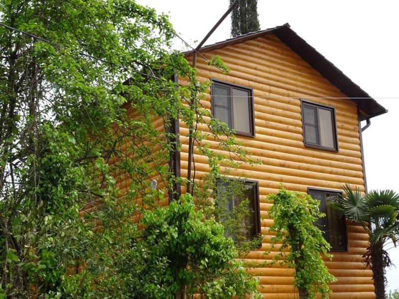 Дом для отпуска Деревянный дом