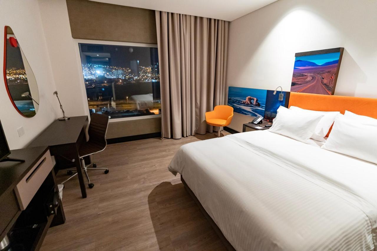 Отель  Отель  Hampton By Hilton Antofagasta