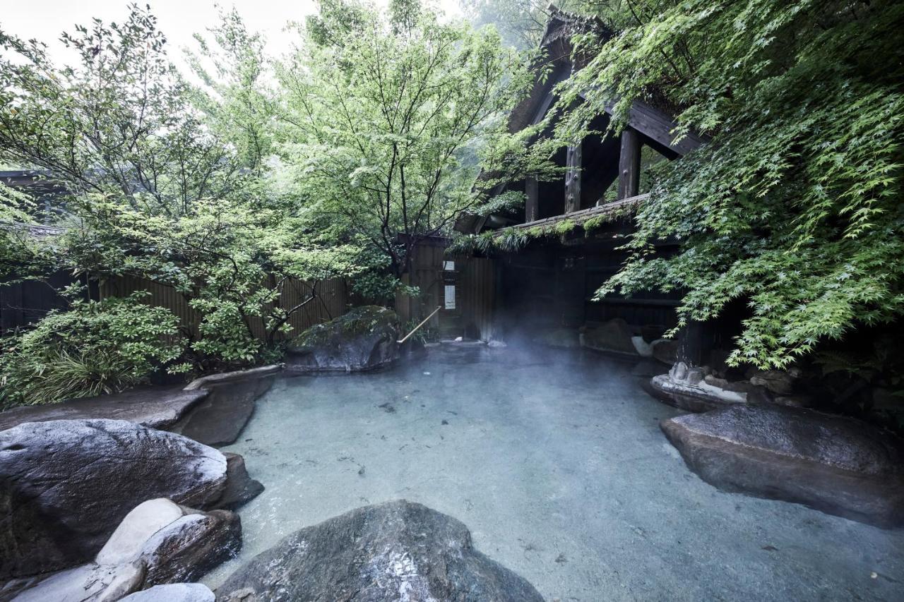 記念日におすすめのレストラン・黒川温泉 奥の湯の写真6